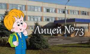 Официальный сайт Лицея информационных технологий и систем № 73